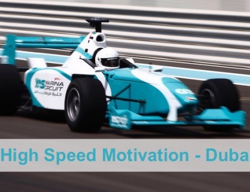 High Speed Motivation – Dubai