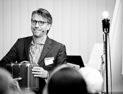 Wie ein Koffer ohne Griff – Scheitern nicht vorgesehen – Felix Maria Arnet